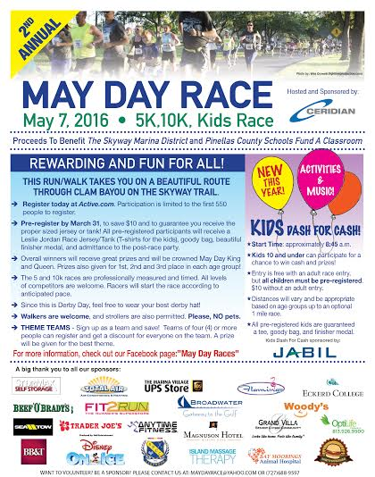 May Day Race 2016